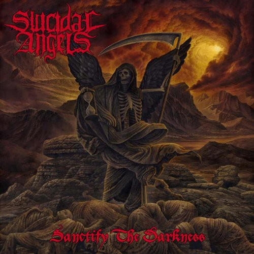 Suicidal Angels: Sanctify the Darkness