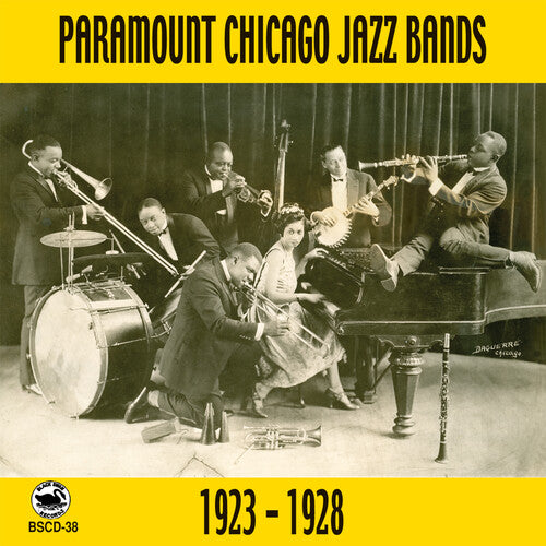 Various Artists: Paramount Chicago Jazz Bands 1923-1928