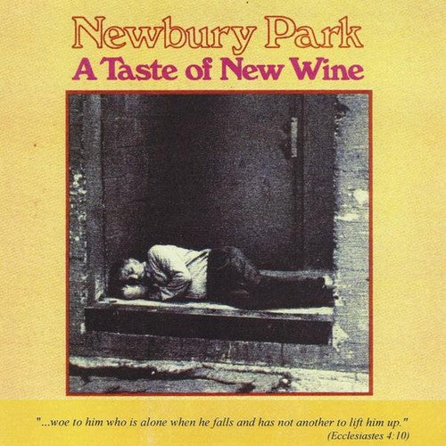 Newbury Park: Taste of New Wine