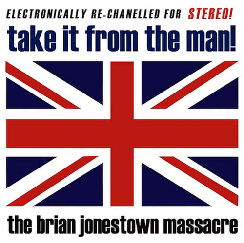 The Brian Jonestown Massacre: Take It from the Man
