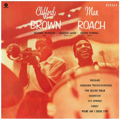 Max Roach & Clifford Brown: Clifford Brown & Max Roach