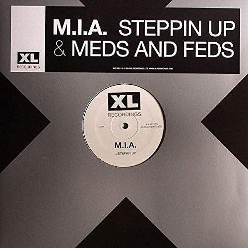 M.I.a: Steppin Up