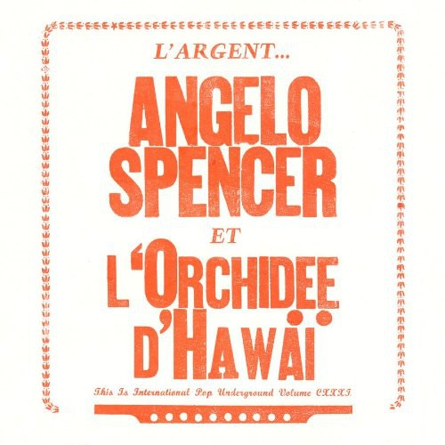 Angelo Spencer: LArgent