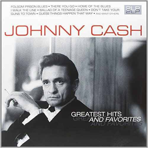 Johnny Cash: Greatest Hits & Favorites