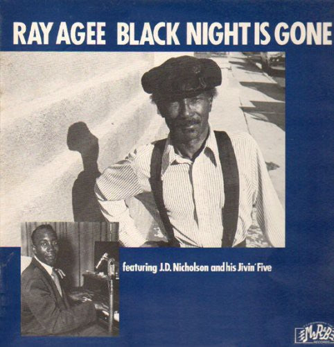 Ray Agee: Black Night Is Gone