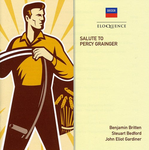 Various Artists: Salute to Percy Grainger / Various