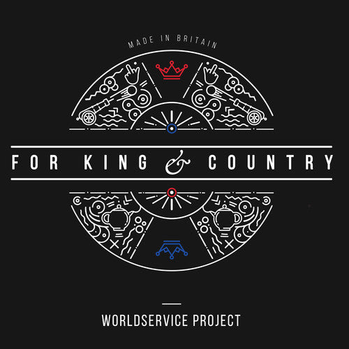 Worldservice Project: For King & Country