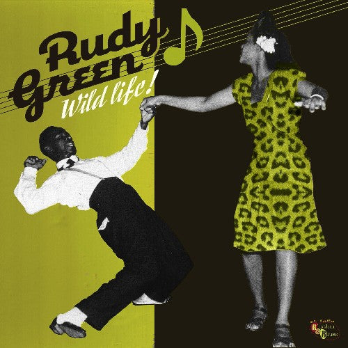 Rudy Green: Wild Life-The Lost Album