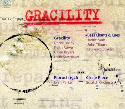 Laurie Scott Baker: Gracility Music