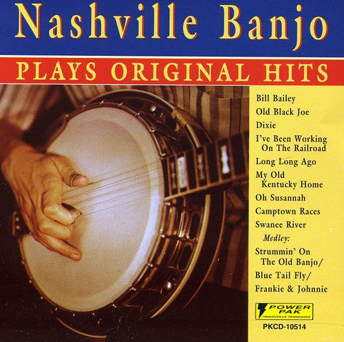 Nashville Banjos: Plays Original Hits
