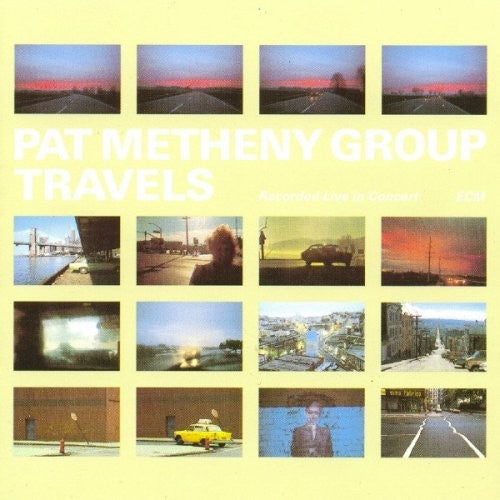 Pat Metheny: Travels