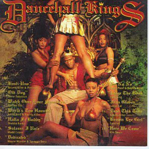 Various Artists: Dancehall Kings