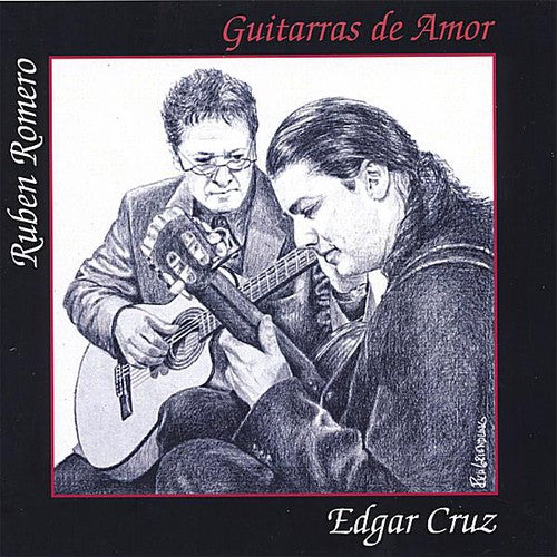 Edgar Cruz: Guitarras de Amor