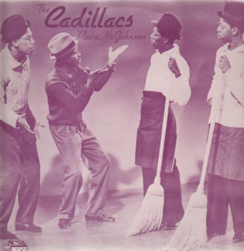 The Cadillacs: Please Mr. Johnson