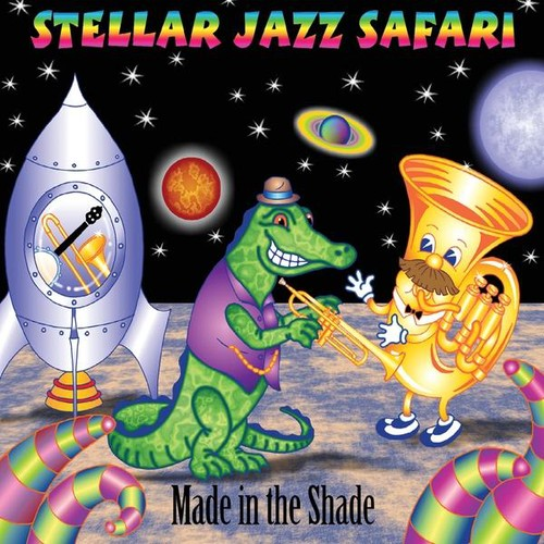 Stellar Jazz Safari: Stellar Jazz Safari