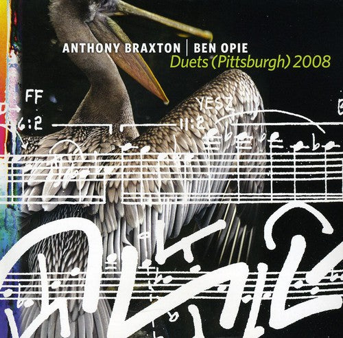 Anthony Braxton & Ben Opie: Duets (Pittsburgh) 2008