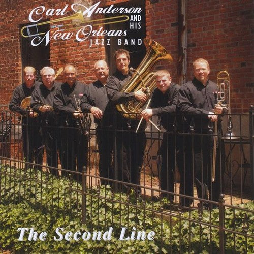 Carl Anderson & His New Orleans Jazz Band: Second Line