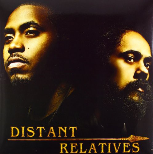 Damian Jr. Gong Marley Nas: Distant Relatives