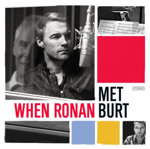 Ronan Keating: When Ronan Met Burt