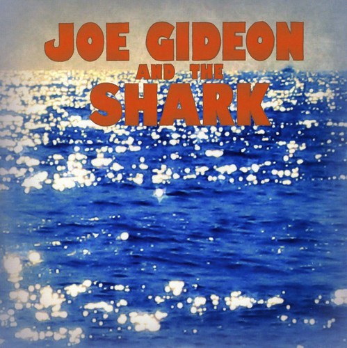 Gideon Joe & the Shark: You Don't Look at a Tidal Wave