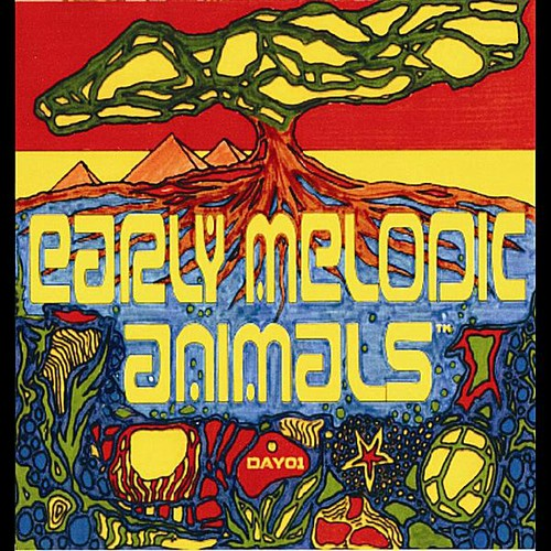 Early Melodic Animals: Day01