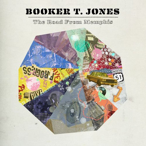 Booker T. Jones: The Road From Memphis