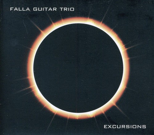The Falla Guitar Trio: Excursions