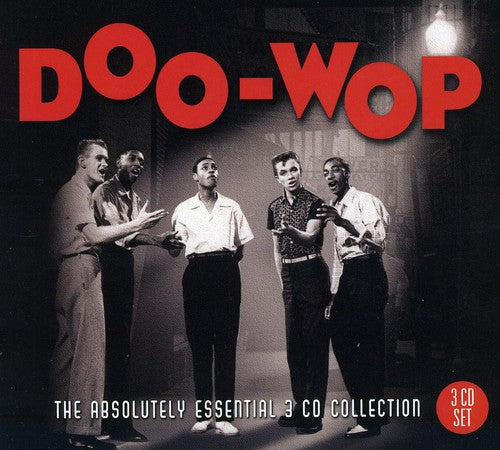 Various Artists: Doo-Wop: Absolutely Essential 3CD Collection / Various