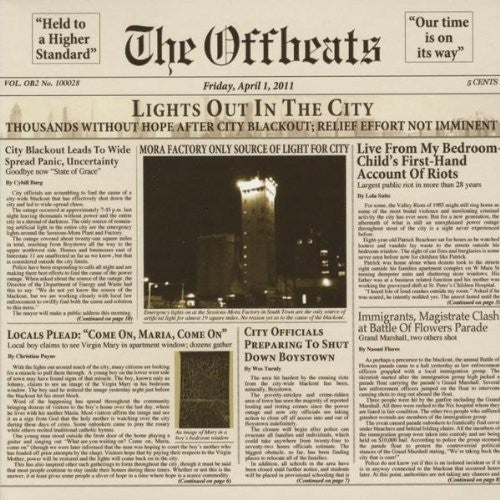 Offbeats: Lights Out in the City