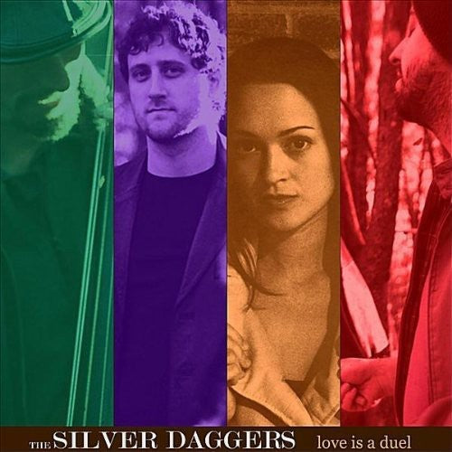 Silver Daggers: Love Is a Duel