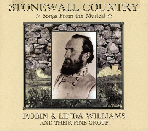 Robin & Linda Williams: Stonewall Country