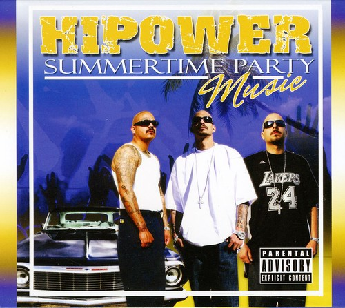 Various Artists: Summertime Party Music