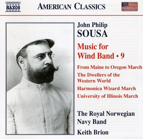 J.P. Sousa: Music for Wind Band 9
