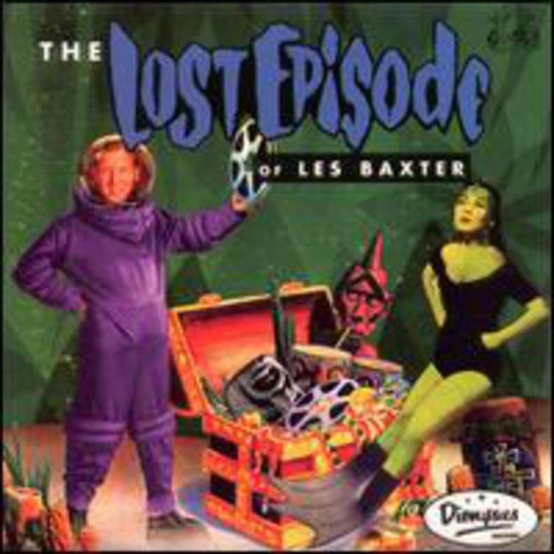 Les Baxter: Lost Episode