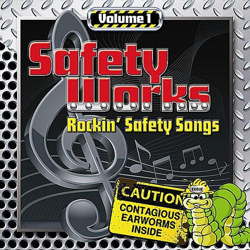 Kathy Morgan: Safety Works Rockin' Safety Songs 1