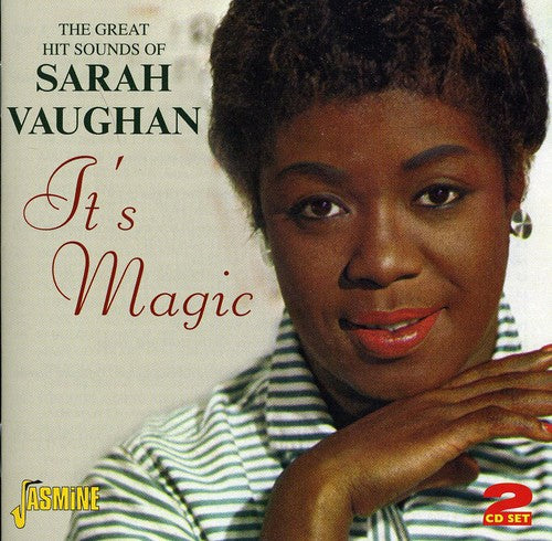 Sarah Vaughan: Great Hit Sounds/It's Magic