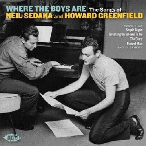 Where the Boys Are / Various: Where the Boys Are / Various