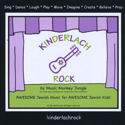 Music Monkey Jungle: Kinderlach Rock 2
