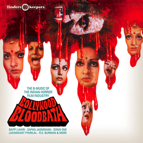 Various Artists: Bollywood Bloodbath: The B-Music of the Indian Horror Film Industry