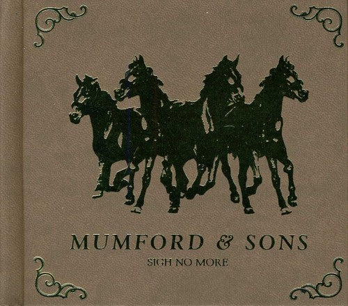 Mumford & Sons: Sigh No More (Deluxe CD/DVD)