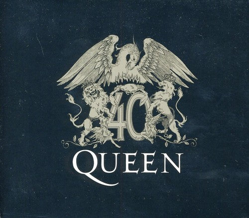 Queen: Queen 40th Anniversary Collector's Box Set
