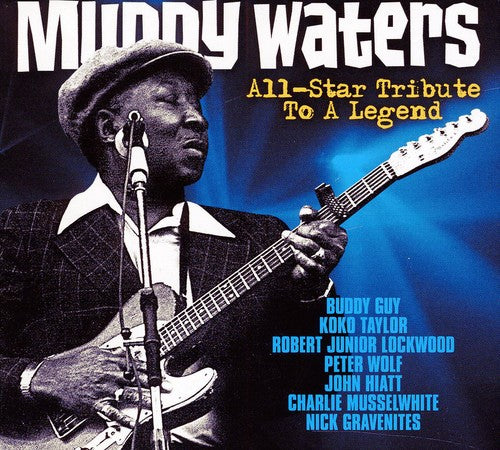 Various Artists: Muddy Waters: All-star Tribute To A Legend