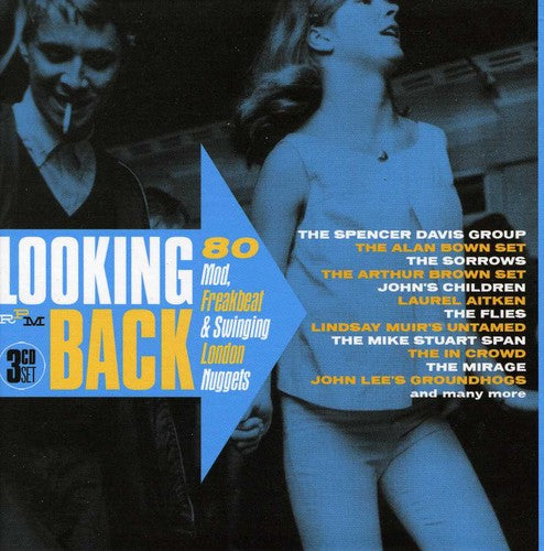 Various Artists: Looking Back: 80 Mod Freakbeat & Swinging / Various