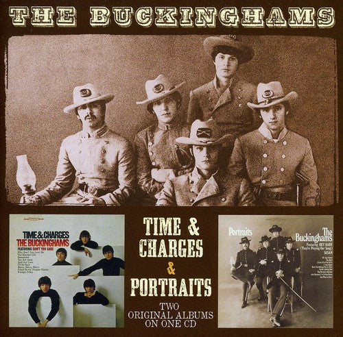 The Buckinghams: Time & Charges / Portraits