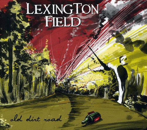 Lexington Field: Old Dirt Road