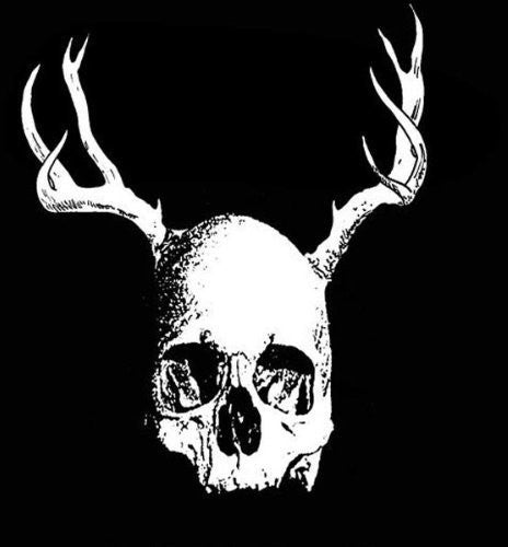 Secret Fun Club: Skull with Antlers