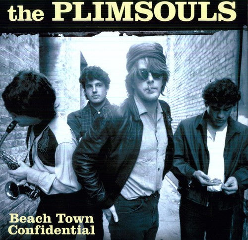 The Plimsouls: Beach Town Confidential: Live At The Golden Bear 1983
