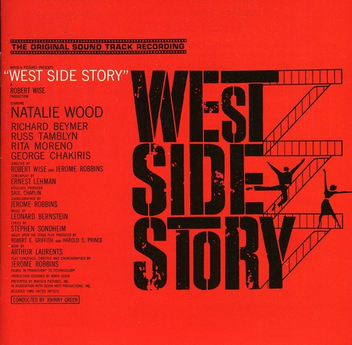 West Side Story Cast Ensemble: West Side Story (Original Soundtrack Recording)