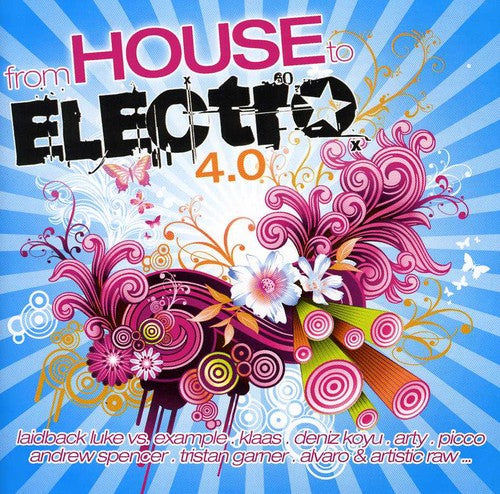 Various Artists: From House to Electro