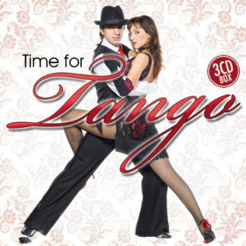 Various Artists: Time for Tango